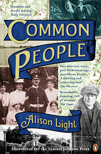 US Common People book cover