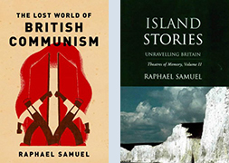 Raphael Samuel book covers